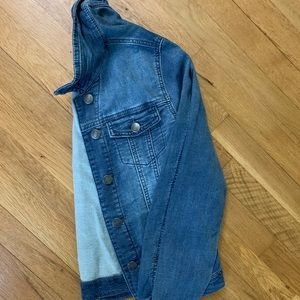Buffalo denim jacket